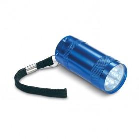TEXAS - Aluminium torch w/ lanyard
