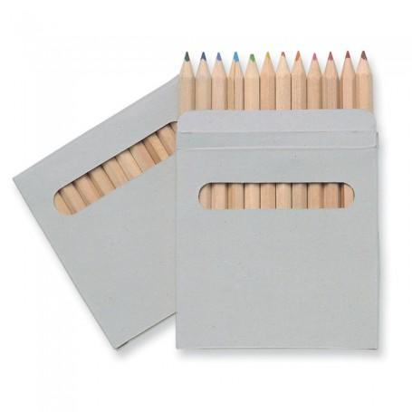 ARCOLOR - 12 coloured pencils set