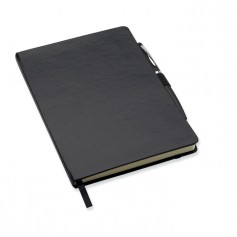 NOTAPLUS - A5 notebook with pen