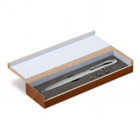 ALASKA - Laser pointer in wooden box