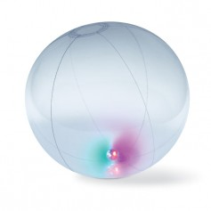 LIGHTY - Inflatable beachball w light
