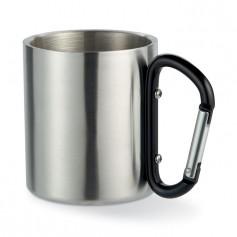 TRUMBO - Metal mug & carabiner handle