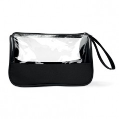 PLAS - Toiletry bag microfiber w PVC