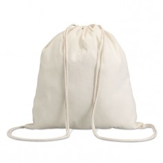 HUNDRED - Cotton 100 gsm drawstring bag