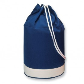 YATCH - Cotton duffle bag bicolour