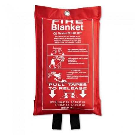 BLAKE - Fire blanket in a pouch