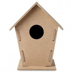 WOOHOUSE - Wooden bird house