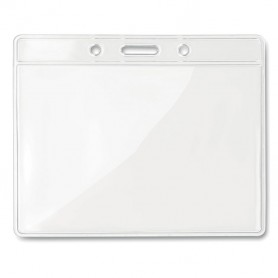 BADGY - Transparent badge 10cmx8cm
