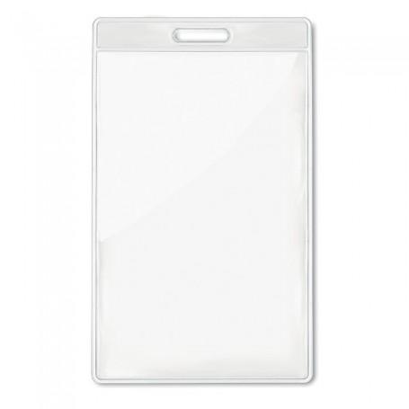 BADGO - Transparent badge 7,5cmx12,5cm