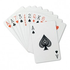 ARUBA - Playing cards in pp case