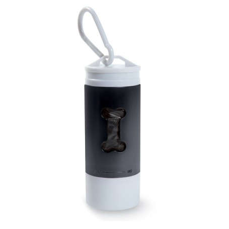 TEDY LIGHT - LED torch with pet waste bag