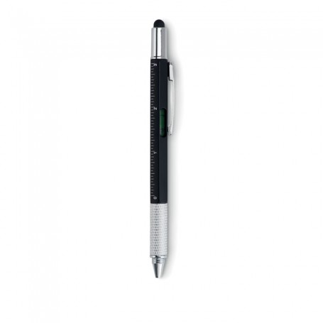 TOOLPEN - Spirit level pen with ruler