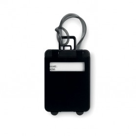 TRAVELLER - Luggage tags plastic