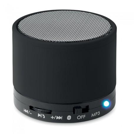 ROUND BASS - Round Bluetooth speaker