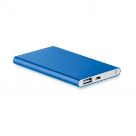 POWERFLAT - Flat power bank 4000 mAh
