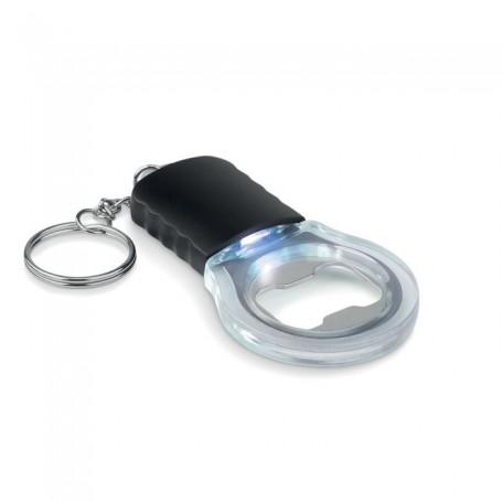 LIGHT&KEY - Bottle opener keyring with Led