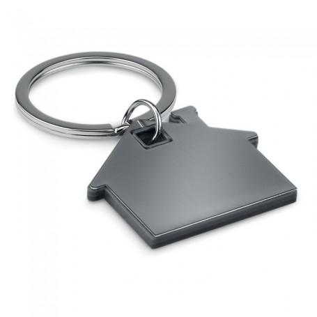 IMBA - House shape plastic keyring