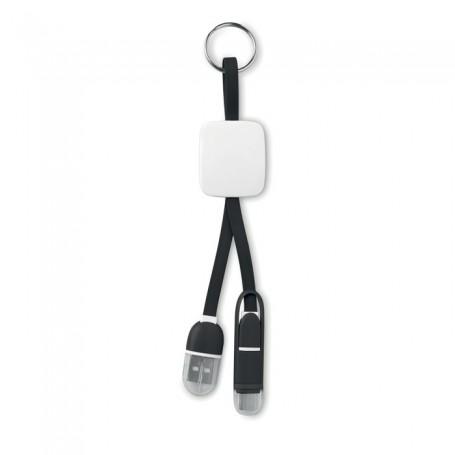 KEY RING C - Keyring with USB type C plug