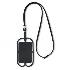 SILIHANGER - Silicone smartphone hanger