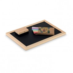 CHALK SET - Chalkboard set