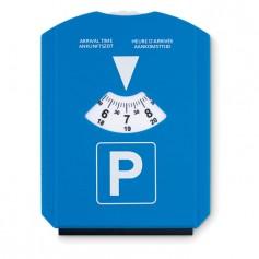 PARK & SCRAP - Ice scraper in parking card