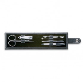 NAILKIT - 6-tool manicure set in pouch