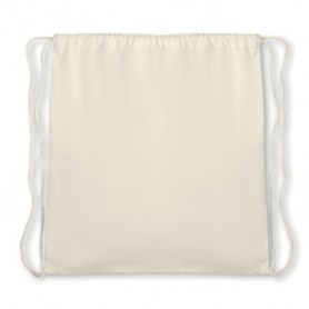 ORGANIC HUNDRED - Organic cotton drawstring bag
