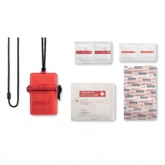 SAFE - Waterproof first aid kit
