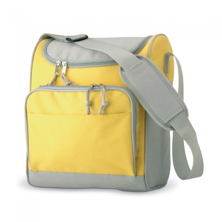 ZIPPER - Cooler bag with front pocket