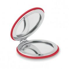 GLOW ROUND - Round PU mirror