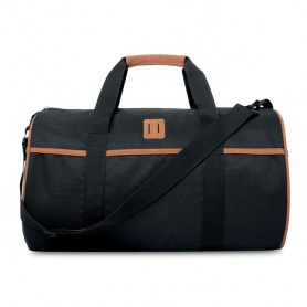 LEICESTER DUFFLE - Duffel bag in 1000D and PU