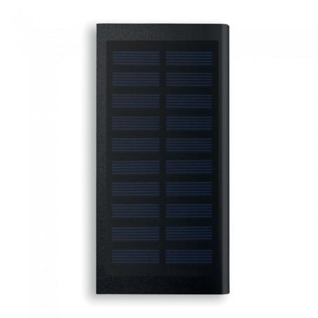 SOLAR POWERFLAT - Solar power bank 8000 mAh