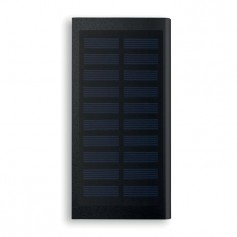 SOLAR POWERFLAT - Solar power bank 8000 mAh