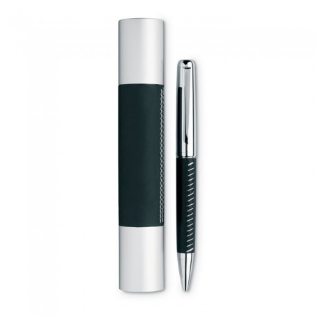 PREMIER - Metal ball pen in box