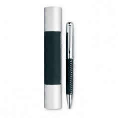 PREMIER - Metal ball pen in box