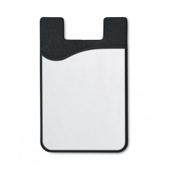 SUBLICARD - Sublimation silicone cardholder