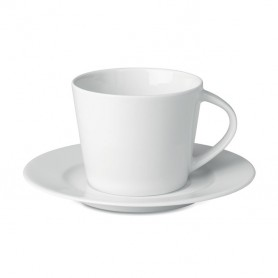 PARIS - Cappuccino cup and saucer