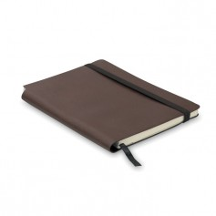 SOFTNOTE - Notebook PU cover lined paper