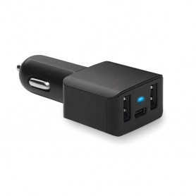 CHARGEC - USB car-charger with type-C