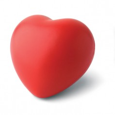 LOVY - Anti-stress heart PU material