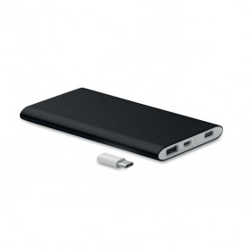 POWERFLATC - Power bank 4000 mAh w/ type-C