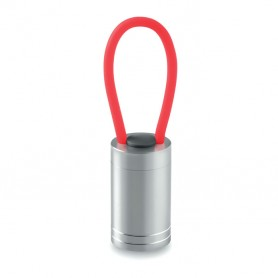 GLOW TORCH - Aluminium torch glow in dark