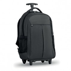 STOCKHOLM TROLLEY - Trolley backpack in 360D