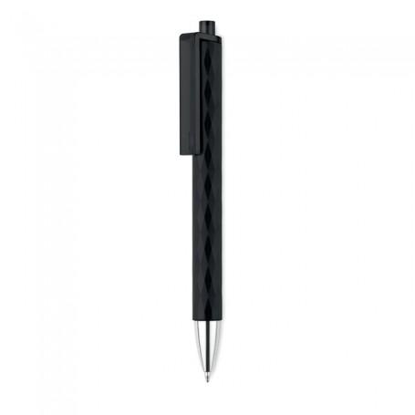 RUBIK - Plastic pen in diamond cut