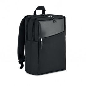 ZAGREB - 600D 2 tone computer backpack