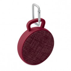 ROLL - Round BT Speaker in fabric