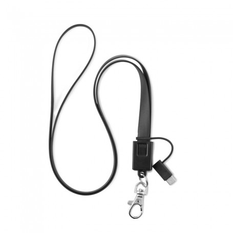 NECKLET - Lanyard charging cable