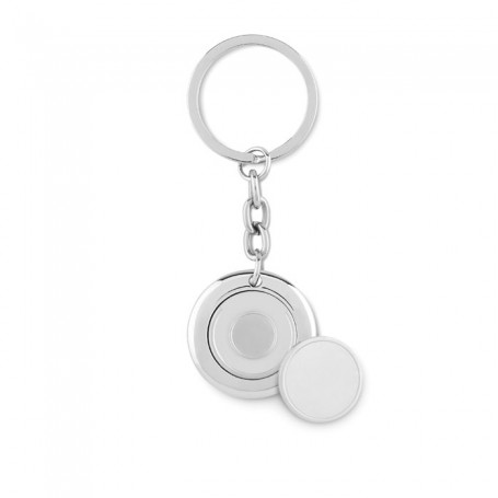 FLAT RING - Keyring with token