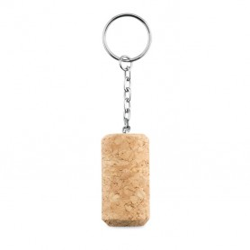 TAPN - Wine cork key ring