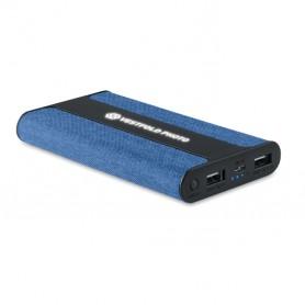 POWERFABRIC - Fabric power bank 6000 mAh